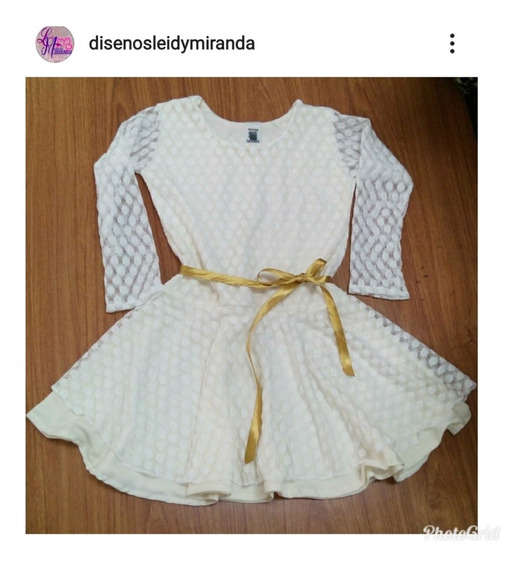 Vestidos De Encaje Para Niñas