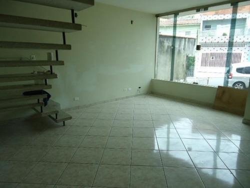 Imagem 1 de 12 de Sobrado À Venda, 3 Quartos, 3 Vagas - Santa Terezinha - São Bernardo Do Campo/sp - 23213
