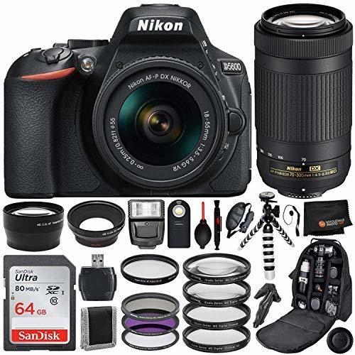 Camara Nikon Dslr Lente In Af Dx Nikkor Telefono Macro