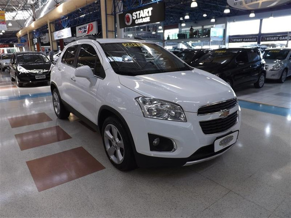 Chevrolet Tracker 1.8 Mpfi Ltz 4x2 16v Flex 4p Automático 20