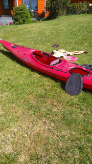 Kayak Travesía Necky