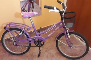 Bicicleta Infantil Rodado 20 Kelinbike