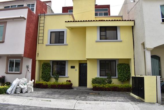 Casa En Condominio En Prolonga Abasolo Fuentes De Tepepan