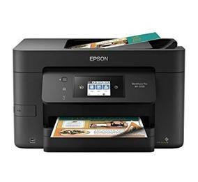 Impressora Epson Workforce Wf-3720