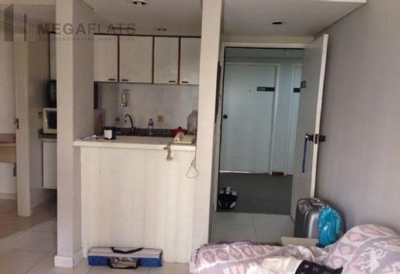 03067 - Flat 1 Dorm, Moema - São Paulo/sp - 3067
