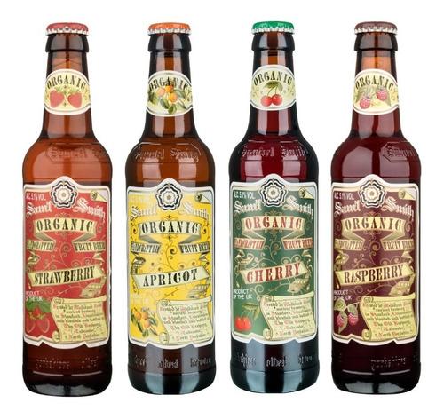 Gift Pack: 4 Cervezas Inglesas Samuel Smith Orgánicas.