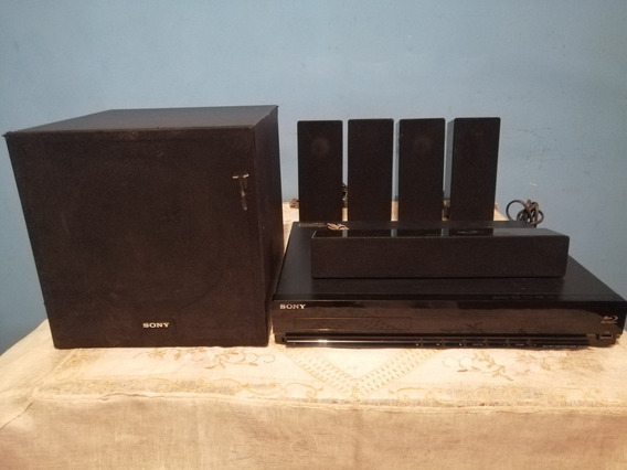 Home Theater Blu Rey Sony 3d Hbd-e280