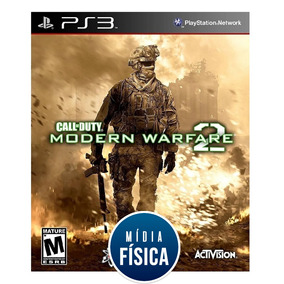 Jogo Call Of Duty: Modern Warfare 2 - Ps3 - [ Mídia Física ]