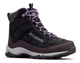 Botas Columbia Firecamp Boot Waterproof Termicas -32° Mujer