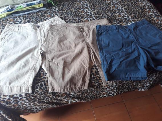 9 Shorts(aeropostal,tommy Hilfiger)