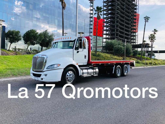 Camion Torton Plataforma Volteo Pipa Grua Prostar Day Cab
