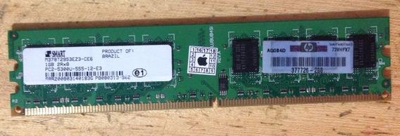 Memória Smart 512 Mb (512mb) Pc2 5300u