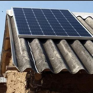 Sistema De Paneles Solares De Energia Electrica 1000w. Akz