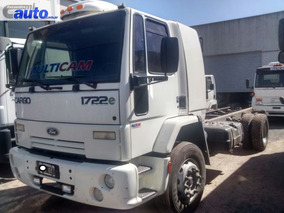 Camion Ford Cargo 1722 /43 450.000 Y 48 Cuotas Multicamju