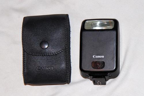 Flash Canon Speedlite 160e Exelente