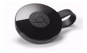 Chromecast 2 Original Google Modelo Novo Chomecast Smart Tv!