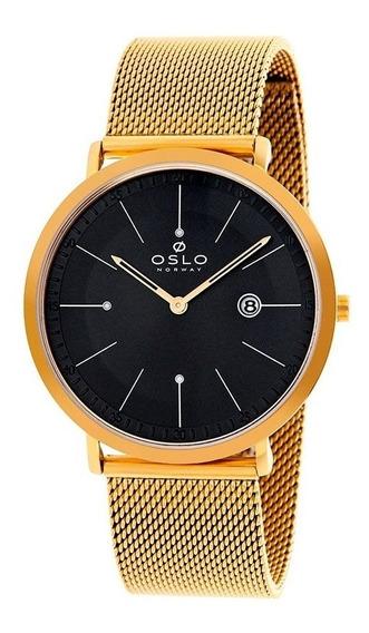 Relógio Oslo Masculino Omgsss9u0003 P1kx