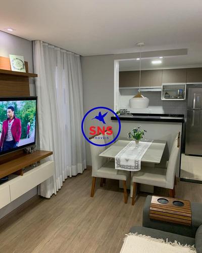 Imagem 1 de 18 de Apartamento - Ap03517 - 69901323