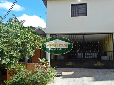 Lujosa Casa De 3hab En Residencial Don Carlo Km 14 Entrada