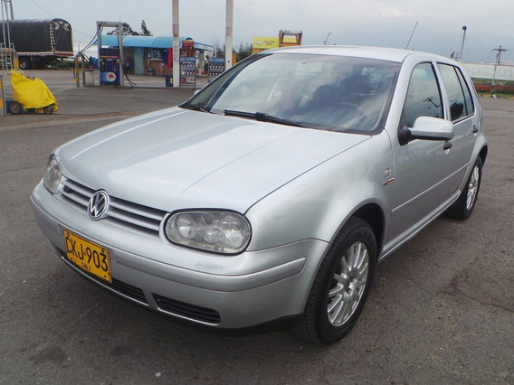 Volkswagen Golf At 2000 Cc Aa