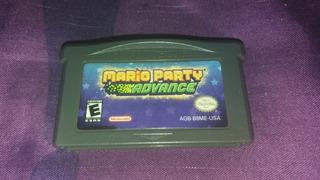 Mario Party Advance Para Gameboy Advance