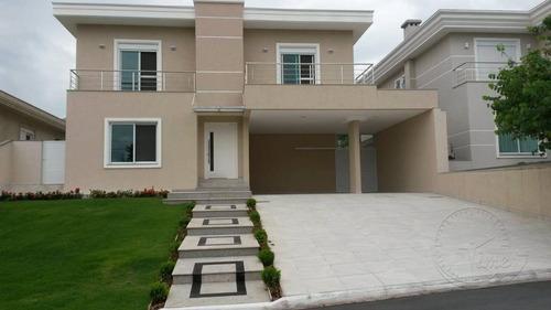 Imagem 1 de 30 de Casa À Venda, 400 M² Por R$ 3.500.000,00 - Tamboré - Santana De Parnaíba/sp - Ca0724