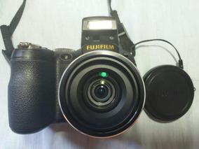 Câmera Digital Fujifilm Finepix S2800 Hd 14mp/zoom Óptico18x