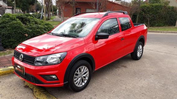 Volkswagen Saveiro 1.6 Cabina Doble Full Okm Patentada