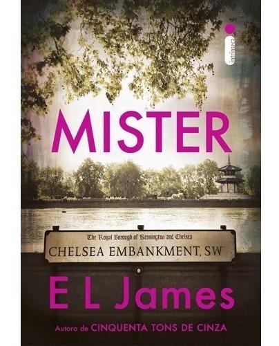 Livro Mister - E L James - Autora De Cinquenta Tons De Cinza