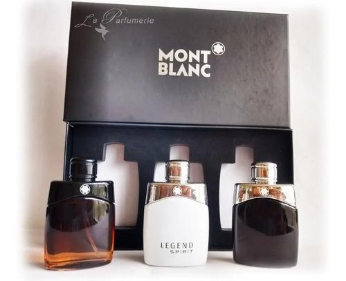 Montblanc Travel Set X3 La Riviera - L a $556