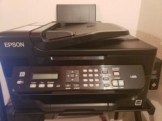Impresora Multifuncion Epson L555
