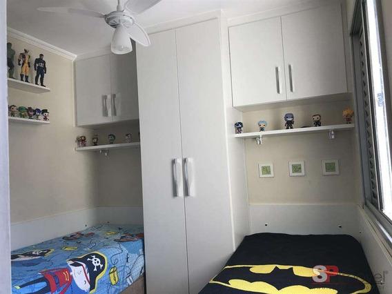 Apartamento Para Venda Por R$319.000,00 - Vila Amélia, São Paulo / Sp - Bdi18715
