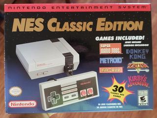 Nes Classic Mini Nintendo Clásico - Original Sellado