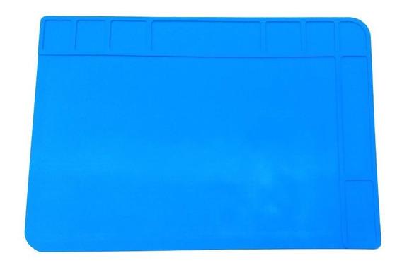 Tapete Manta Silicone Bancada S-160 48x34cm Resiste 450°c
