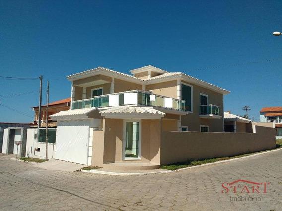 Casa Residencial À Venda, Peró, Cabo Frio. - Ca0116