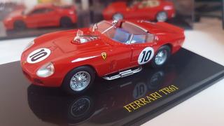Miniatura Metal Ferrari Tr61 1/43 Ferrari Collection