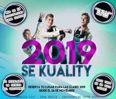 Inscripcion Estudio Kuality 2019
