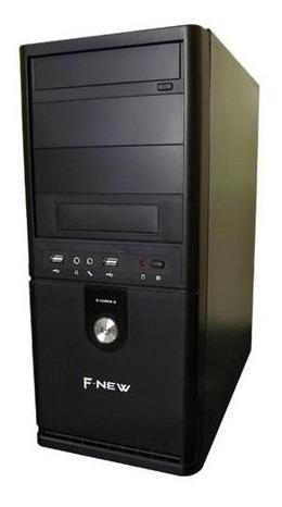 Micro Computador Intel Core 2 Duo 4gb 500gb Windows 7 + Wifi