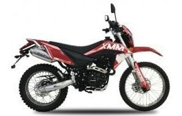 Motocicleta Motorrad Xmm 250
