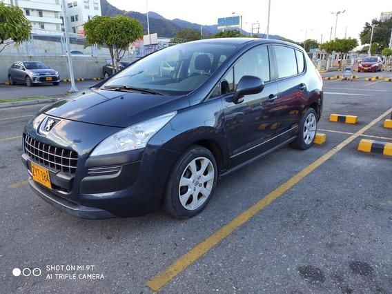 Peugeot 3008 2014 Solo 32 Mil Kms Hermosa! Unico Dueño
