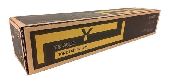 Tk-8307y Toner Kit Yellow(amarelo) Kyocera Taskalf Original
