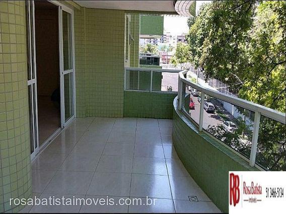 Apartamento Com 3 Dormitório(s) Localizado(a) No Bairro Centro Em Canoas / Canoas - A146