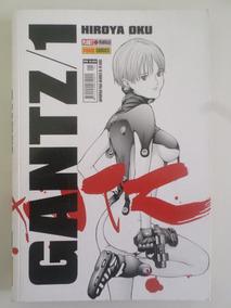 Manga Gantz 1 Temos Mais Edições