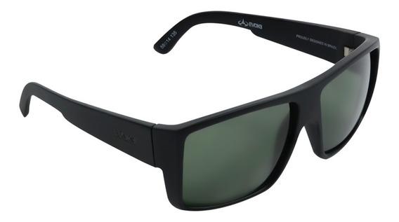 Óculos Evoke Code Br01 Black Matte Silver Preto