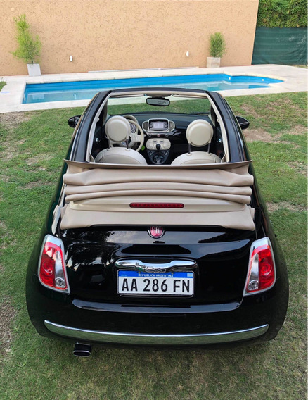 Fiat 500 Cabriolet / Descapotable