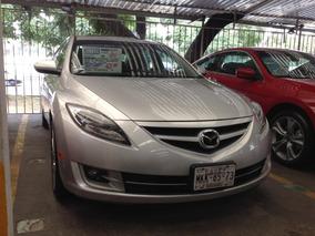 Mazda 6 2012 4p I Grand Touring 2.5l Aut Piel Q/c