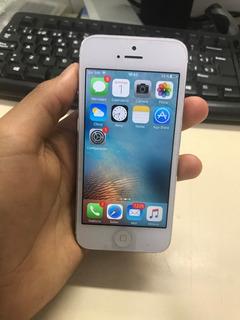 Apple iPhone 5 16gb Equipo Libre Con Cargador Y Caja