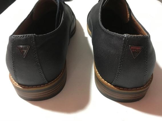 Zapato Azul Guess Talla 10,5 Usa 43.5 Arg 30 Cm Lineal Usa