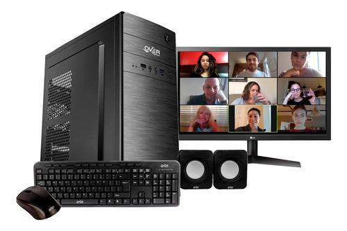 Imagen 1 de 7 de Computadora Escritorio Nueva Cpu Intel 240gb 8 Gb Wifi Ctas