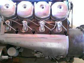 Motor Deutz F4l913 Diesel 4 Cilíndros Completo